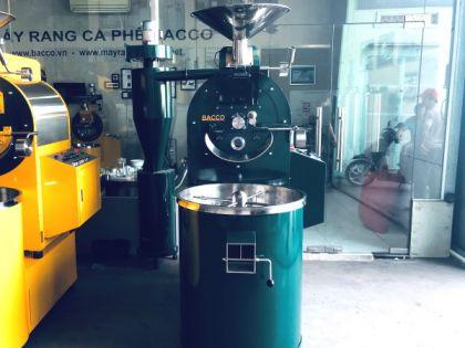 Máy rang cà phê 10kg - Máy rang cafe Bác Cơ