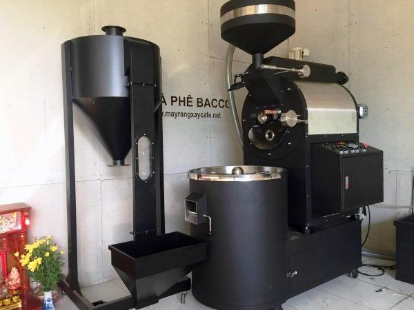 Vì sao nên sử dụng loại máy rang cà phê giá rẻ May-rang-ca-phe-10kg-01