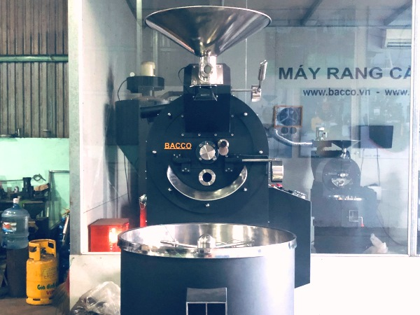 Những ưu điểm lý tưởng lúc sử dụng máy rang cà phê của bác bỏ Cơ. May-rang-ca-phe-15kg-f