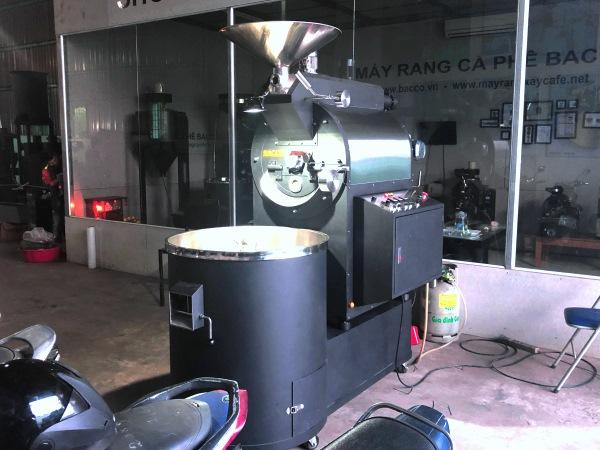 Địa điểm bán máy rang cà phê chính hãng giá rẻ May-rang-ca-phe-15kg